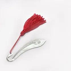 Smooth Silver Bookmark