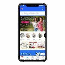 Offline & Online E Commerce Android App Development Service
