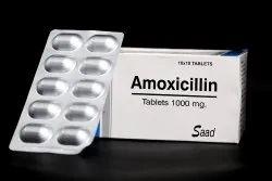 Amoxicillin Tablets 1000mg