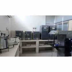 pH Offline Packaged Drinking Water Testing Lab, Analysis Type: Physical/Chemical Properties