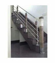 Stainless Steel Handrail in Delhi, स्टेनलेस स्टील हैंडरेल ...