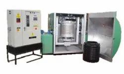 Lab Model Rotational Moulding Machine