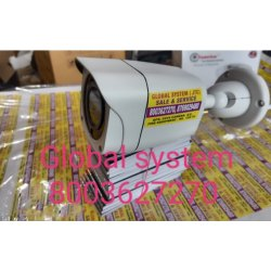 Global System Day & Night Vision Turbo HD Camera, Lens Size: 6 Mm