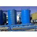 FRP Chemical Storage Tank