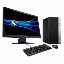 i3 Hp Commercial Desktop Computer, Hard Drive Capacity: 1 tb, Screen Size: 18.5