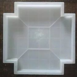 Kona Cut Silicone Plastic Tile Mould
