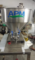 Semi Automatic Honey Filling Machine, 5.5 Kw
