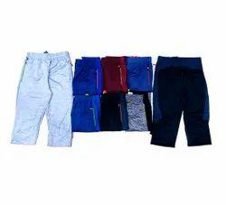 Casual Cotton Mens Plain Capri, Machine wash, Size: 32
