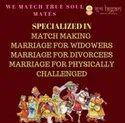 Matrimonial Service Provider Unisex Marriage Bureau Services