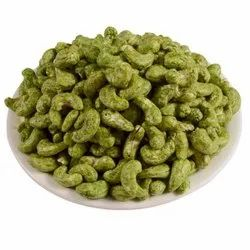 Green Chilli Roasted Cashew Nut, Packaging Size: 1 kg