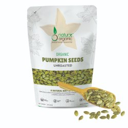 Organic Pumpkin Seed 200 Gram