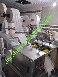 Ladies Pad Making Machine