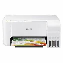 Colored L 3156 Epson EcoTank Printer With WIFI, 33 Ppm