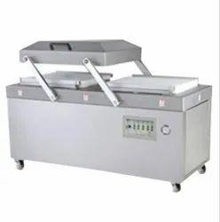 400 X 400 Mm Double Chamber Vacuum Packing Machine