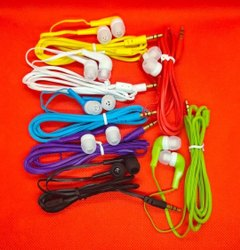 Mp3 Wired Earphone
