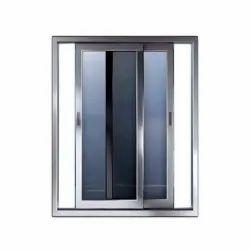 Aluminium Closet Doors Outdoor Aluminum Sliding Door, For Home, Interior