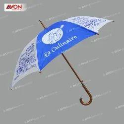 23x8 Wooden Umbrella