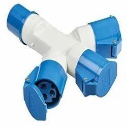 Industrial Plugs & Sockets