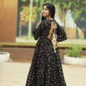 Stylish Long Gown