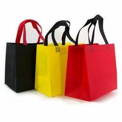 Plain Non Woven Box Bag, For Shopping