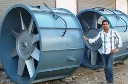 Vane Axial Cooling Fans