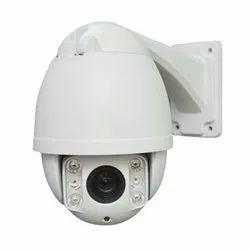 1.3万像素SPD-1000高分辨率内置式10X PTZ摄像头,最大。相机分辨率:1280 x 720,相机范围:20米