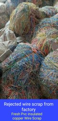 Brown Copper Wire Scrap, Grade: AA