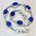 Sapphire Gemstone Fancy Bracelet SJWBR-68