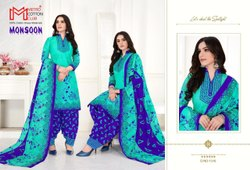 Unstitched Unstitch Mishri Cotton Dress Material