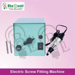 Electrical Screw Fitting Machine