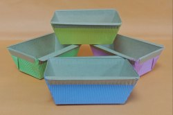 Colour Moulds Rectangular