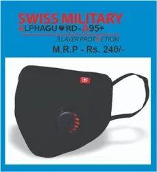Reusable Facemask - A95  - Swiss Military