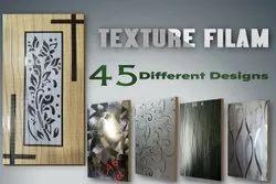 Texture Films For Laminate Doors
