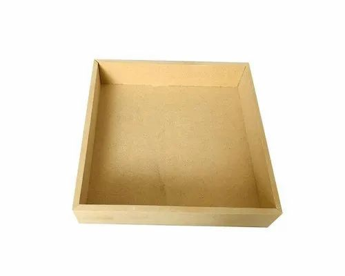 MDF Packing Tray