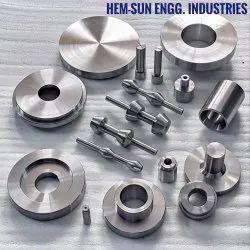 CNC精密工作,用于工业