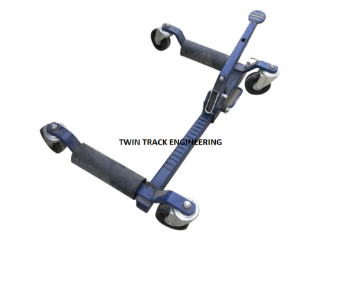 Trolley Jack Wheel Replacement
