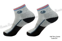 Terry Socks/ 3 Pair Socks