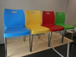 Cafeteria Plastic Chair