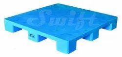 Swift 4 Way Plastic Pallets, Capacity: 100-200 Kg