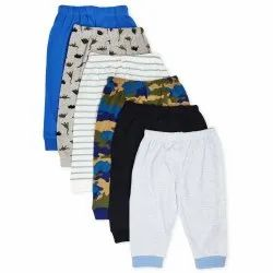 Girl & Boy Cotton Summer Collection Pants