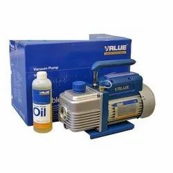 VE 215N Vacuum Pump Dual-Stage, 1/4 Hp