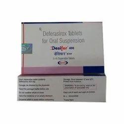 Deferasirox Tablets for Oral Suspension 400mg