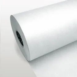 Bleached Kraft White Paper Roll, 60 Gsm