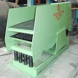 Heavy Semi Automatic Vibrating Grizzly Feeder