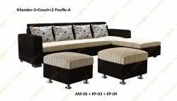 L Shape Sofa Set Hilander