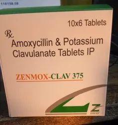 Amoxicillin 125 Mg Clavulanic Acid 250 Mg