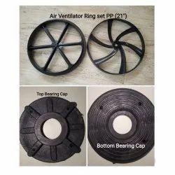 PP Air Ventilator Ring Set