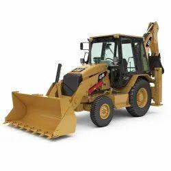 CAT 424B2 Standard High Backhoe Loader