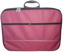Popular Luggage Mahroon Suitcase, For Cloths