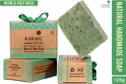 Handmade Neem And Holy Basil Soap